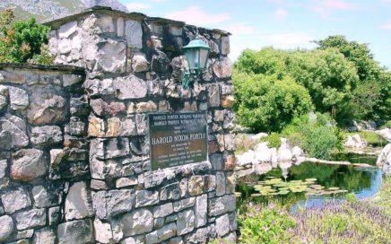Harold Porter Botanical Garden in Betty's Bay