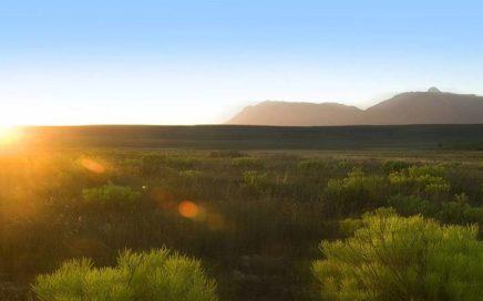 Bontebok National Park scenery