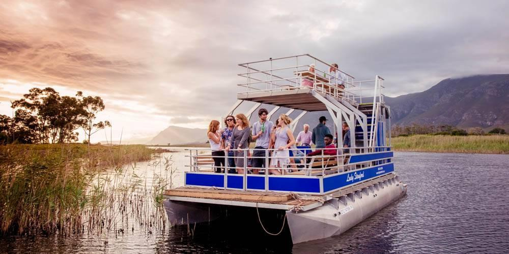 Lady Stanford River Cruises