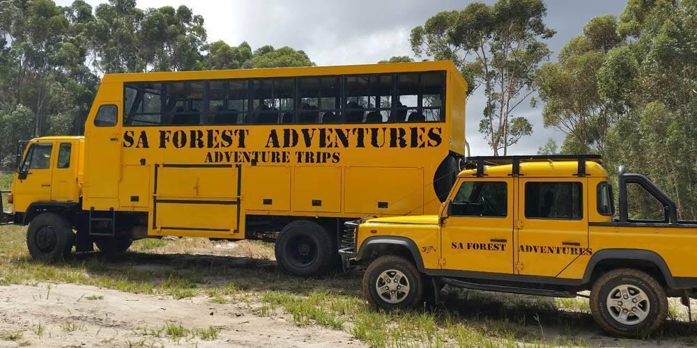 SA Forest Adventures Caledon