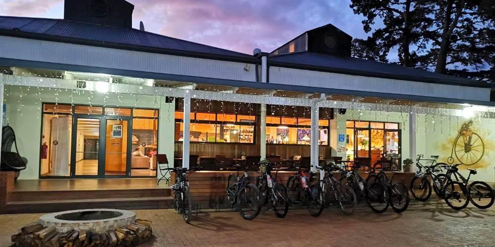 Trail's End Bike Hotel